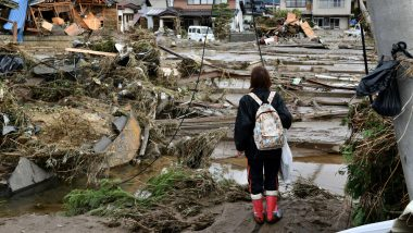 Typhoon Hagibis Death Toll Rises to 70 in Japan, Clean-up, Rescue Efforts Underway
