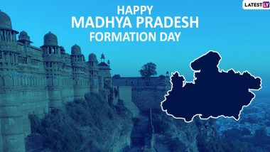 Madhya Pradesh Formation Day 2019, WhatsApp Wishes, Facebook Photos, SMS & Quotes to Share on The Day