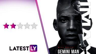 Gemini Man Movie Review: Will Smith Is at 'War' With His Younger Self in Ang Lee's Most Disappointing Film