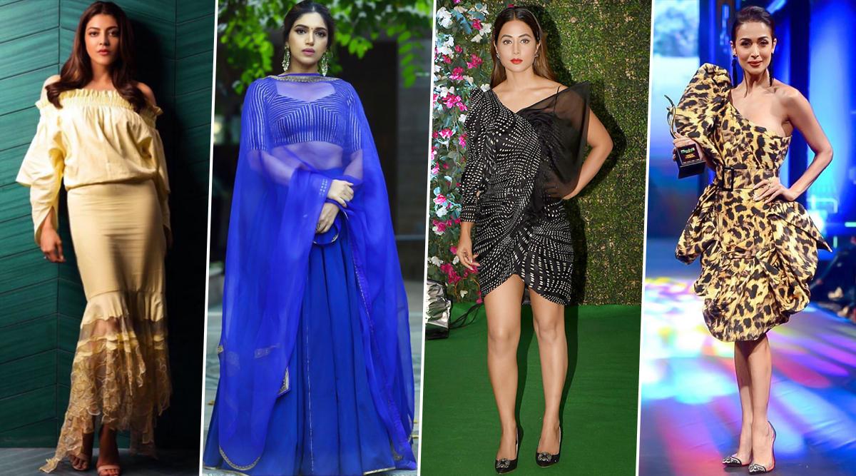 Malaika Arora, Hina Khan and Bhumi Pednekar's Fashion Choices Sadden us this Week (View Pics)