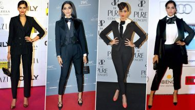 Sonam Kapoor Loves Power Dressing: 5 Times when She Nailed her Bawse Avatar (View Pics)