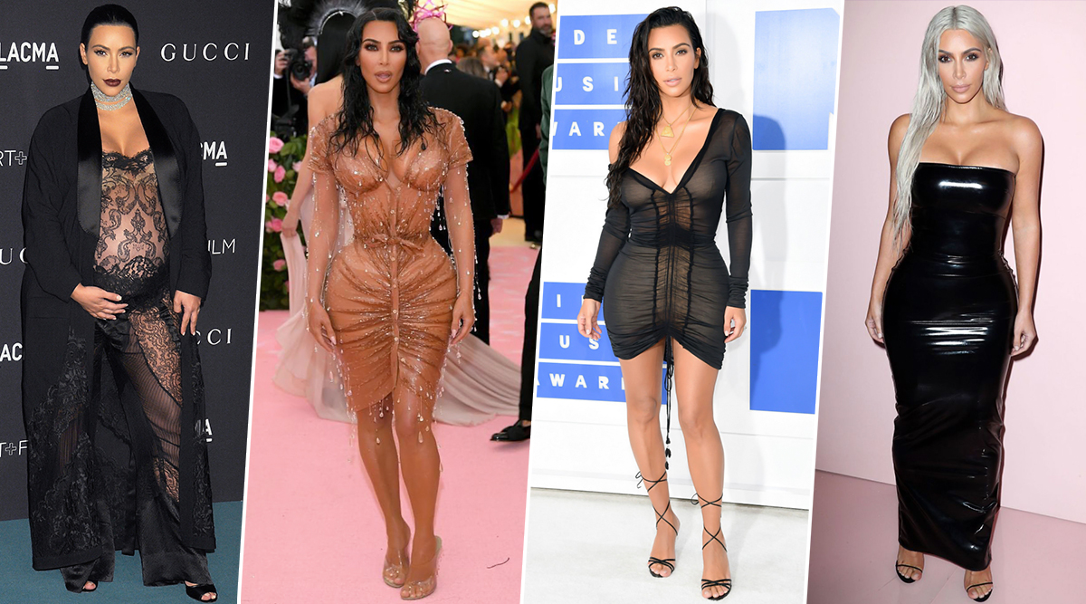 Kim Kardashian Birthday Special: 7 of her Boldest (and Most Beautiful) Outfits that were Tailor-Made for Her