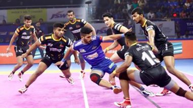 PKL 2019 Match Result: Haryana Steelers Register Strong Win Over Telugu Titans 52-32