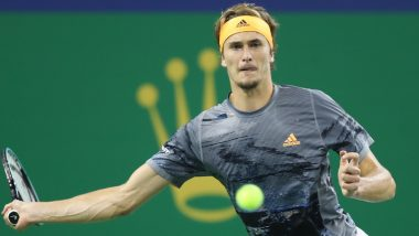 Shanghai Masters 2019: Alexander Zverev Knocks Out Roger Federer in Quarter-Finals