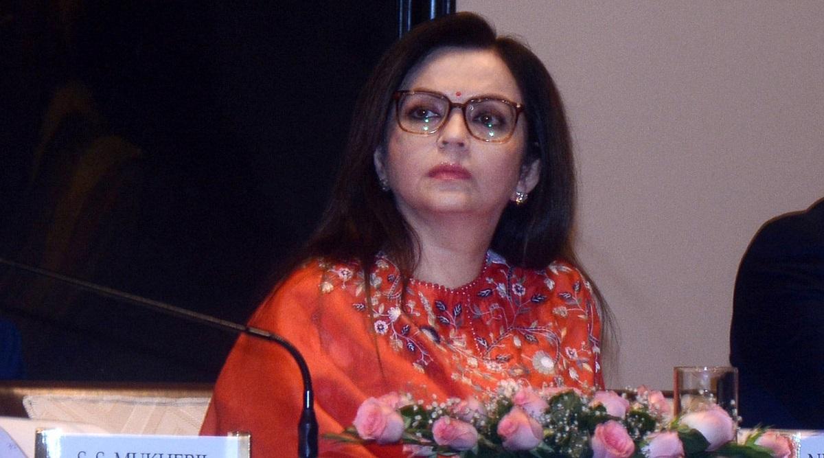 Nita Ambani Wishes to Take Indian Super League to Middle East