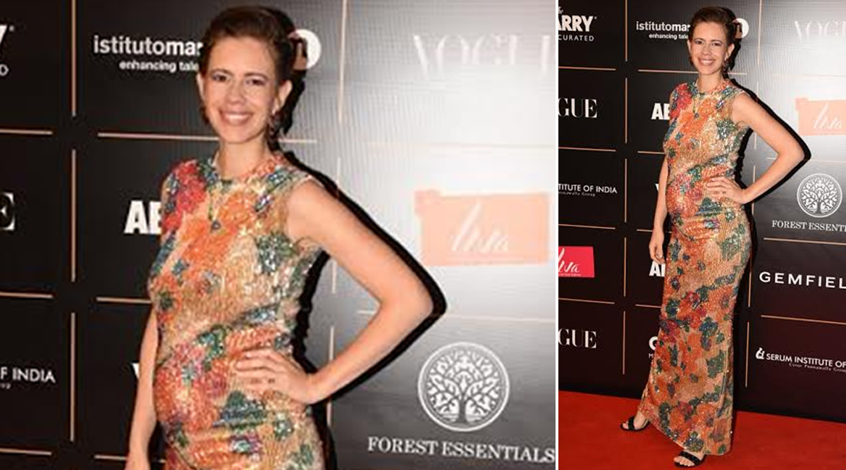 Kalki Koechlin at at Vogue Women of the Year. (Photo CreditslYogen Shah)