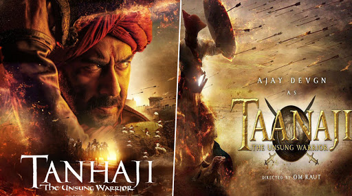 Tanhaji: The Unsung Warrior - Ahead of the Trailer Release, Ajay Devgn Drops a Glimpse of the Battle of Sinhagad Which Was All About Mind Vs Might (Watch Video)