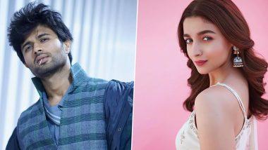 Vijay Deverakonda Asked for Alia Bhatt's Number from Karan Johar at Midnight for This Sweet Reason