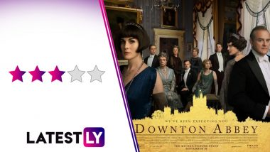 Downton Abbey Movie Review: Expect Quick And Dry Wit Matched With Copious Amounts Buffoonery From The Beloved Crawleys