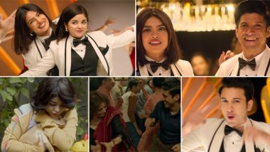 Pink Gulaabi Sky Song from The Sky Is Pink: Priyanka Chopra and Farhan Akhtar's Family Dance on this Peppy Track Looks so Much Fun (Watch Video)