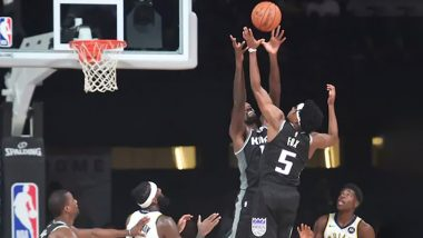 NBA India Games 2019: Indiana Pacers Beat Sacramento Kings 130-106 in Second Pre-Season Friendly in Mumbai