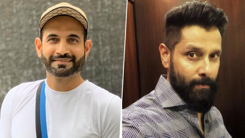 Irfan Pathan Joins Harbhajan Singh to Make his Acting Debut with Chiyaan Vikram's Upcoming Untitled Tamil Movie