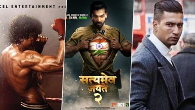 Toofan, Satyameva Jayate 2 and Udham Singh To Clash on October 2, 2020