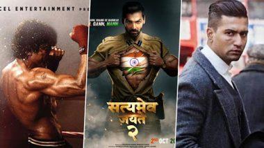Toofan, Satyameva Jayate 2 and Udham Singh To Clash on October 2, 2020
