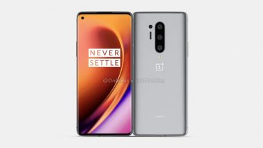 OnePlus 8 Pro Likely To Feature Super Smooth 120Hz Display: Report