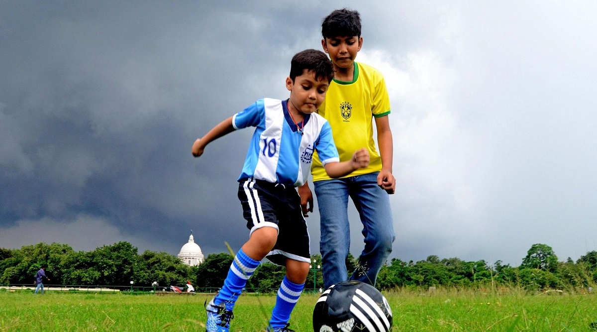 Playing Sports Like Cricket and Football Helps Adolescents in Lowering Mental Health Issues