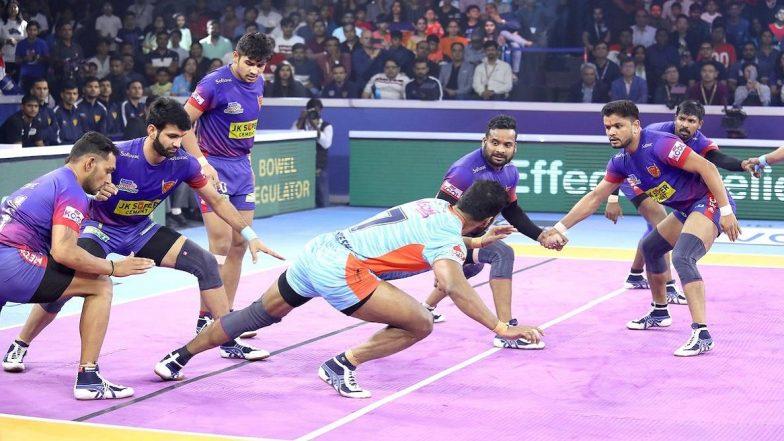 PKL 2019 Finals: Bengal Warriors Beat Dabang Delhi 39–34 to Lift Maiden Pro Kabaddi League Title