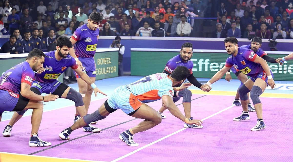 PKL 2019 Finals: Bengal Warriors Beat Dabang Delhi 39–34 to Lift Maiden Pro Kabaddi League Title