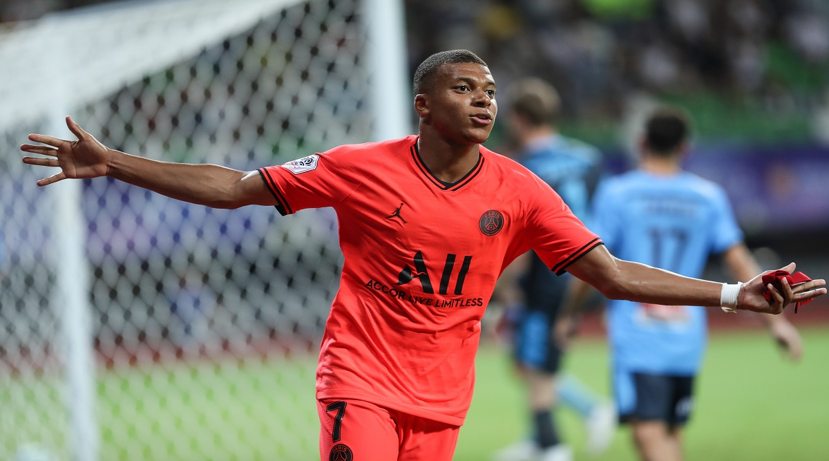 Kylian Mbappe Surpasses Lionel Messi to Become Youngest Player To score 15 Champions League goals