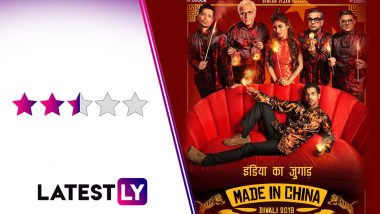 Made in China Movie Review: Rajkummar Rao, Boman Irani, Mouni Roy Impress in a Film That Lives Upto Its Title