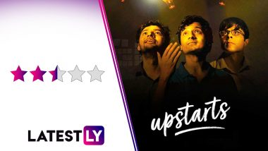 Upstarts Movie Review:Priyanshu Painyuli Stands Out in This Occasionally Engaging Netflix Film on Indian Start-Ups