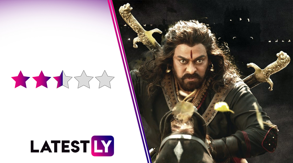 Sye Raa Narasimha Reddy Movie Review: A Larger-Than-Life Chiranjeevi Towers Over This Patriotic Saga That Suffers From Excesses