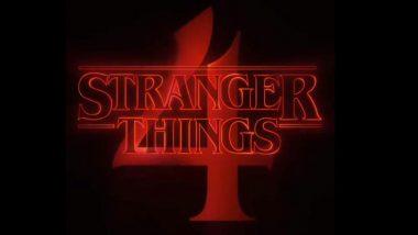 Stranger Things Season 4 Teaser: Sci-Fi Netflix Show's Story Will Move Beyond Hawkins (Watch Video)