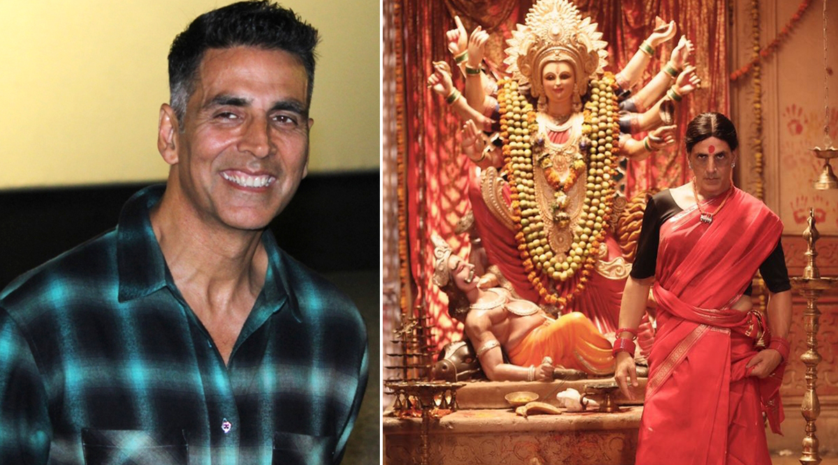 Akshay Kumar on Playing a Transgender Role in Laxmmi Bomb: 'A Character I Am Both Excited and Nervous About'