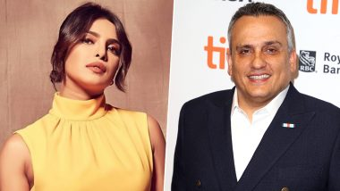 Exclusive: Priyanka Chopra Talks About Her Project with Russo Brothers, Says 'It's Sort of Action' (Watch Video)