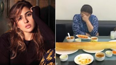 Sara Ali Khan Goes Live On Instagram And Cutely Embarrasses Her Mother Amrita Singh (Watch Video)