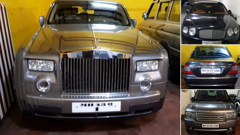 Rolls Royce, Bentley Continental, Land Rovers, Mercedes of HDIL Promoters Rakesh and Sarang Wadhawan seized by ED in PMC Bank Case