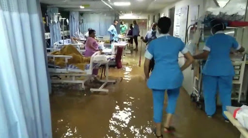 Hyderabad Rains: Water Enters ICU of  of Malla Reddy Narayana Multispeciality Hospital After Torrential Rainfall