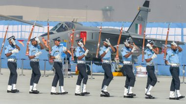 Air Force Day 2019: Facts to Know About the IAF on Its 87th Founding Day