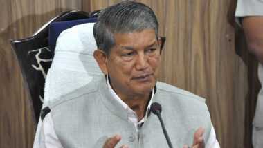 Harish Rawat Hospitalised; Former Uttarakhand Chief Minister Admitted to Max Hospital in Dehradun Following Chest Pain