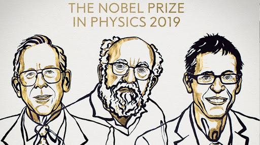 Nobel Prize 2019 in Physics Winner: James Peebles, Michel Mayor and Didier Queloz Jointly Awarded Honour