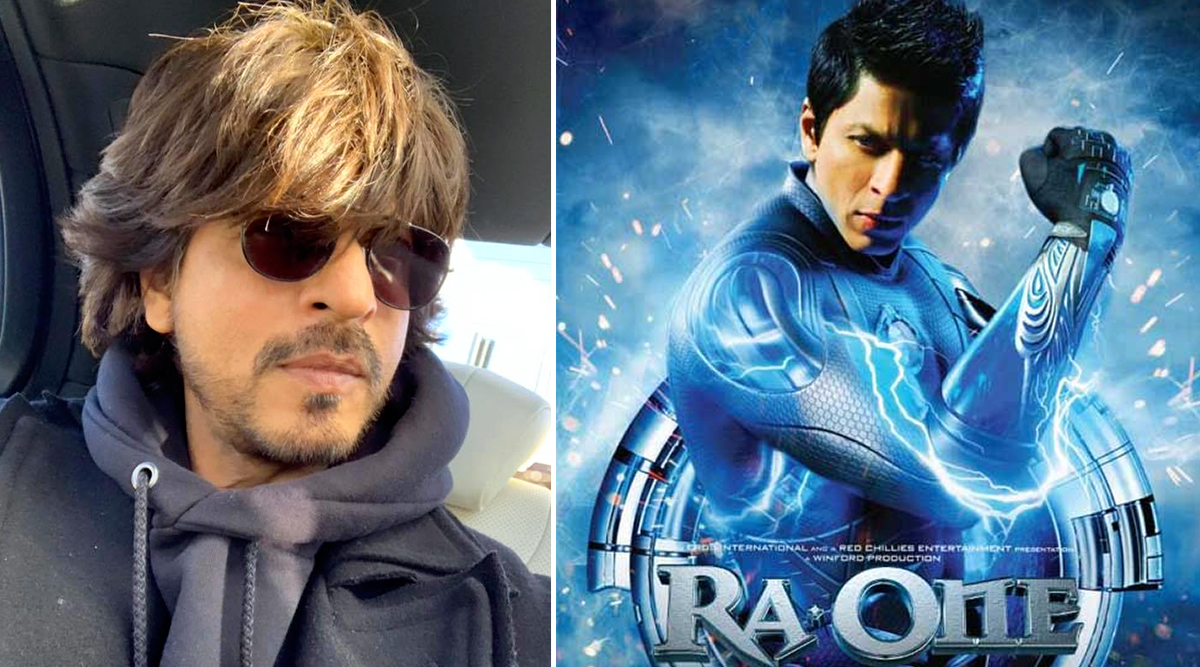 Shah Rukh Khan Has an Amazing Response for a User Reminding Him of Ra.One on Dussehra During His #AskSRK Session