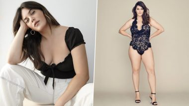 Body Positivity, FTW! Ali Tate Cutler, Victoria's Secret's First Size 14 Model Is Winning Hearts on the Internet; Check Out Hot Pics of Lingerie Model