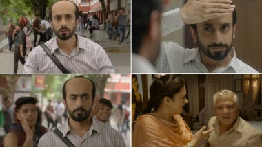 Chand Nikla Song from Ujda Chaman: Sunny Singh's Character With Premature Balding Gets Teased for His Condition (Watch Video)