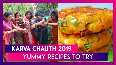 Karva Chauth 2019: Lip-Smacking Recipes To Prepare After The Ceremony