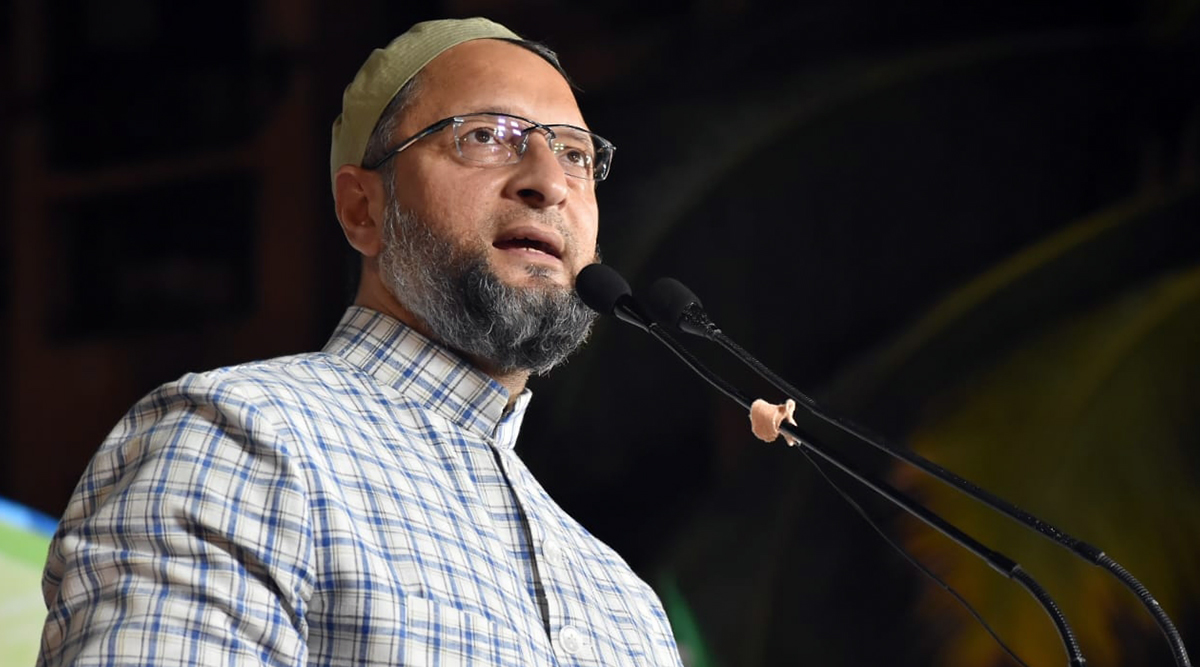 Maharashtra: AIMIM Says Won't Support Shiv Sena-Congress Government, Asaduddin Owaisi Calls Grand Old Party 'Vote Katwa'