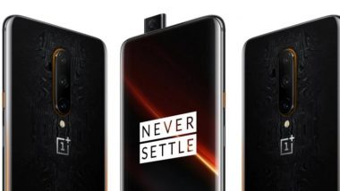 OnePlus 7T Series Launch LIVE Updates: OnePlus 7T, OnePlus 7T Pro & OnePlus 7T Pro McLaren Edition Launched; Prices, Features, Specifications, Variants & Colours
