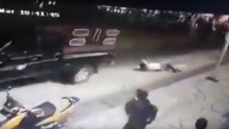 Mexican Mayor Jorge Luis Escandon Tied to Truck, Dragged Through Street in Protest; Incident Caught on Camera