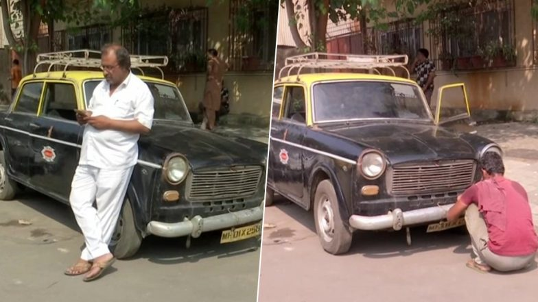 Padmini Taxi, Mumbai's Iconic 'Kaali Peeli' Cab, to Go Off Roads From June 2020; End of An Era, Say Drivers