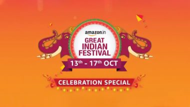 Amazon Great Indian Festival Sale 2019 Begins; Check Discounts & Offers For Prime Members