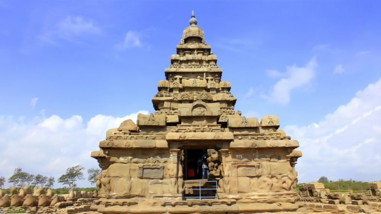 Modi Meets Xi Jinping in Mahabalipuram: Know More About the UNESCO World Heritage Site, Group of Monuments (View Pics and Videos)