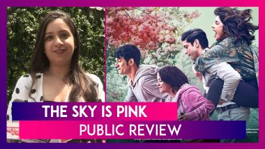 The Sky Is Pink Movie Public Review: Hear What Moviegoers Have To Say About The Film