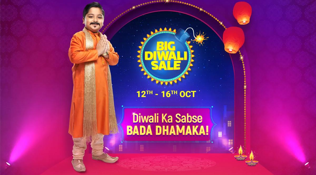 Flipkart Big Diwali Sale 2019 Starting At Midnight Today; Discounts & Deals on Mobiles, Appliances & Electronics Revealed