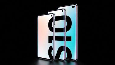 Samsung Galaxy S10 Lite Smartphone With Triple Rear Camera Under Works: Report