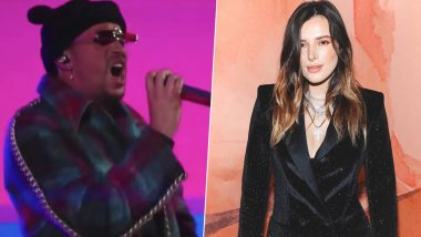 Pornhub Awards 2019 Winners List and Performances: From Bella Thorne's BDSM-Themed Adult Film to Bad Bunny's Electrifying Act, Here's Everything You Want to Know (Watch Video)