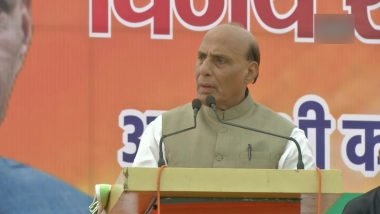 'Pakistan Will Be Divided Into Several Parts If It Does Not Eliminate Terrorism', Warns Defence Minister Rajnath Singh